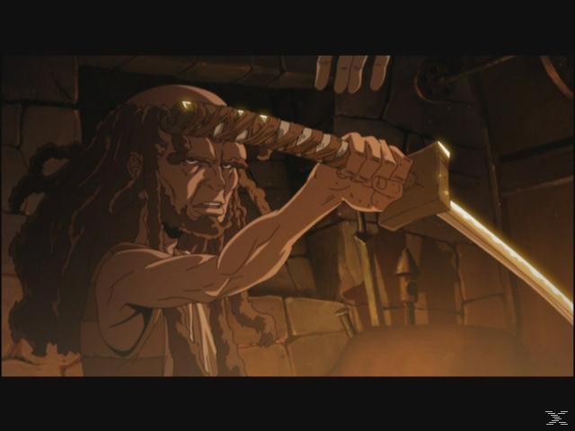 Afro Samurai: Resurrection - (Blu-ray)