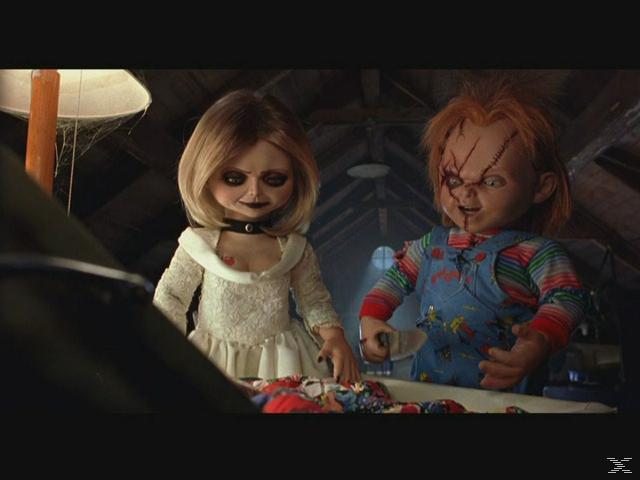 Chucky und seine Braut - (Blu-ray)