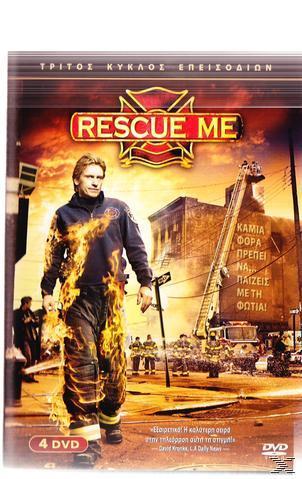 Rescue Me - 3Ος Κύκλος (4 Dvds) Dvd-Box