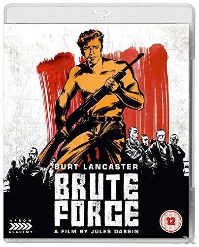 BRUTE FORCE (BLU RAY)