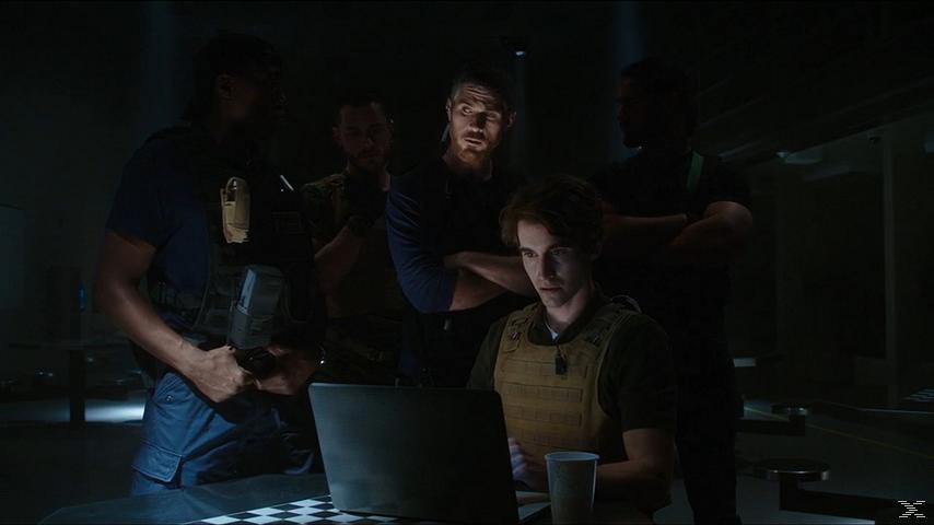 Armed Response - Unsichtbarer Feind - (Blu-ray)