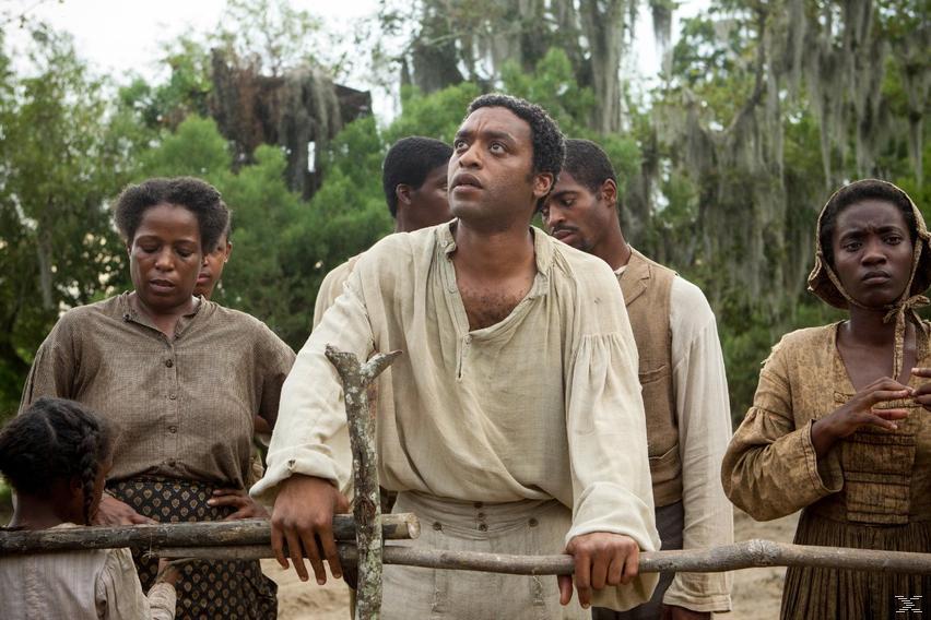 12 Χρόνια Σκλάβος Blu-ray