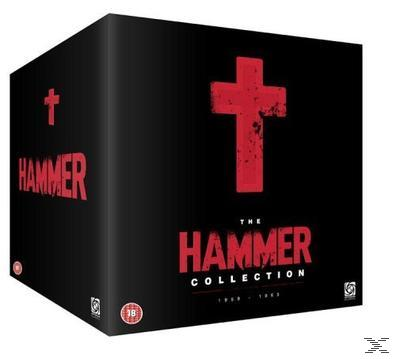 The Ultimate Hammer Collection (21 Disc Box Set) DVD-Box