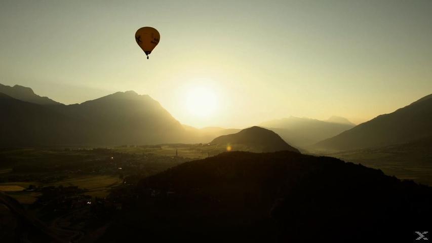 Die vier Elemente - Wie die Urelemente den Alpenraum geprägt haben - (DVD)