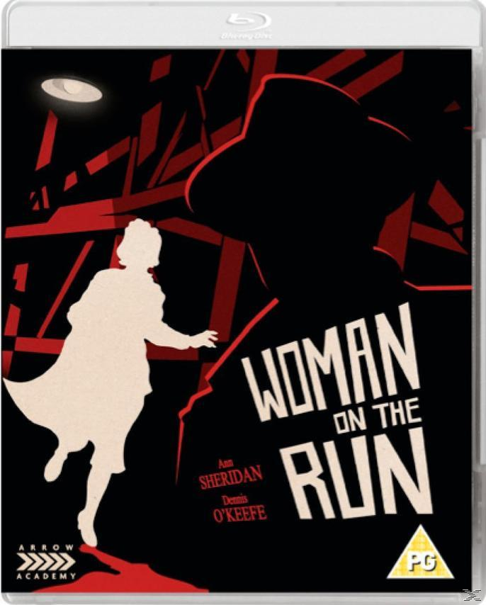 WOMAN ON THE RUN (BLU RAY)