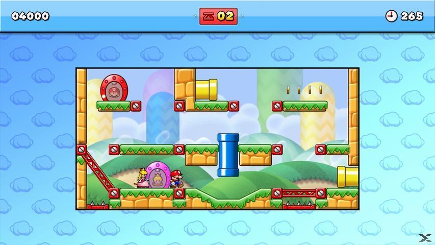 Mario Vs. Donkey Kong: Tipping Stars Nintendo Wii U