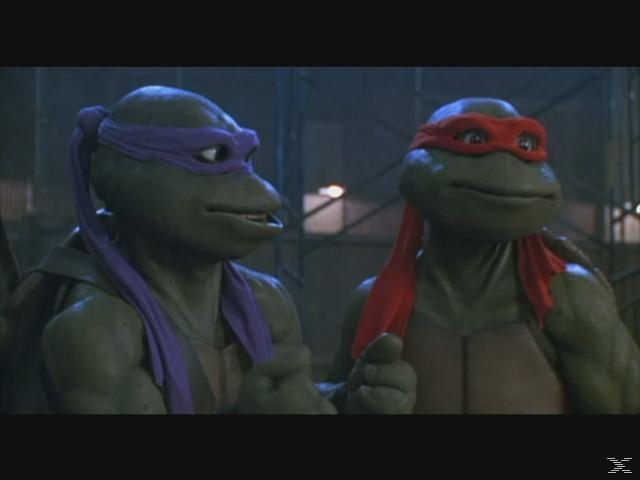 Turtles 2 - Das Geheimnis von Ooze [DVD]