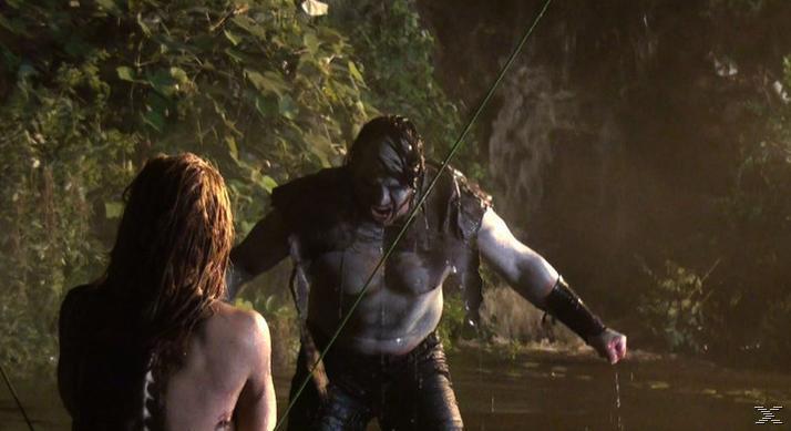 The Legend of the Red Reaper - Dämon, Hexe, Kriegerin [DVD]