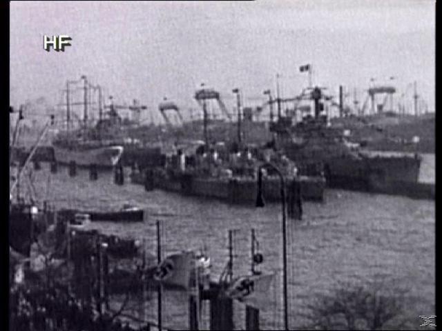 Schlachtschiff Bismarck Teil 1 - Von Hamburg nach Gotenhafen - (DVD)