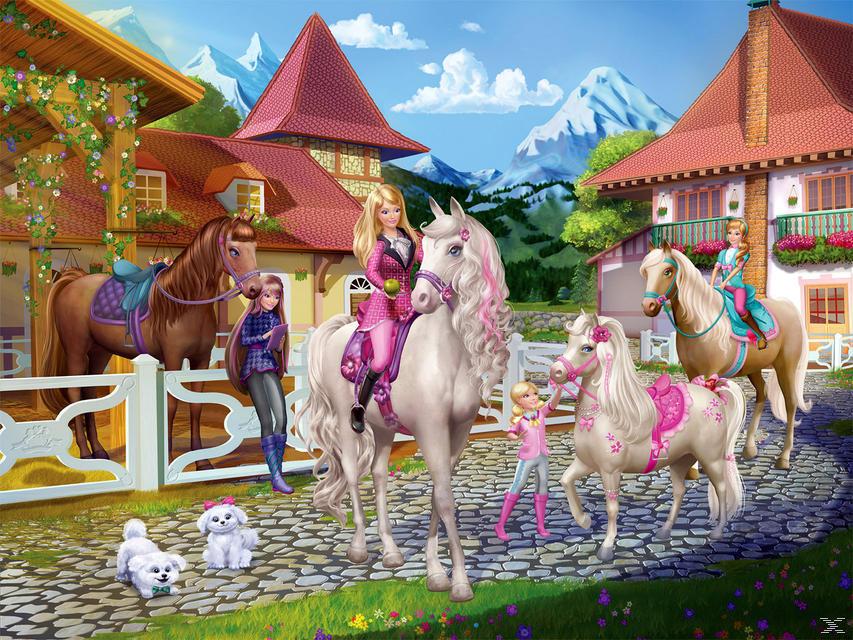 Barbie™ und ihre Schwestern im Pferdeglück [DVD]