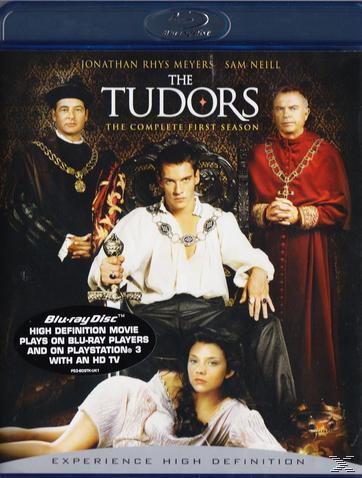 The Tudors - Πρώτος Κύκλος Blu Ray-Box