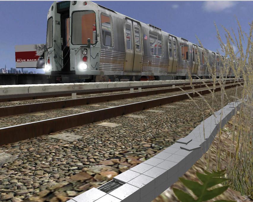U bahn simulator new york the path best of simulations for Koch 8038 hrx nyc
