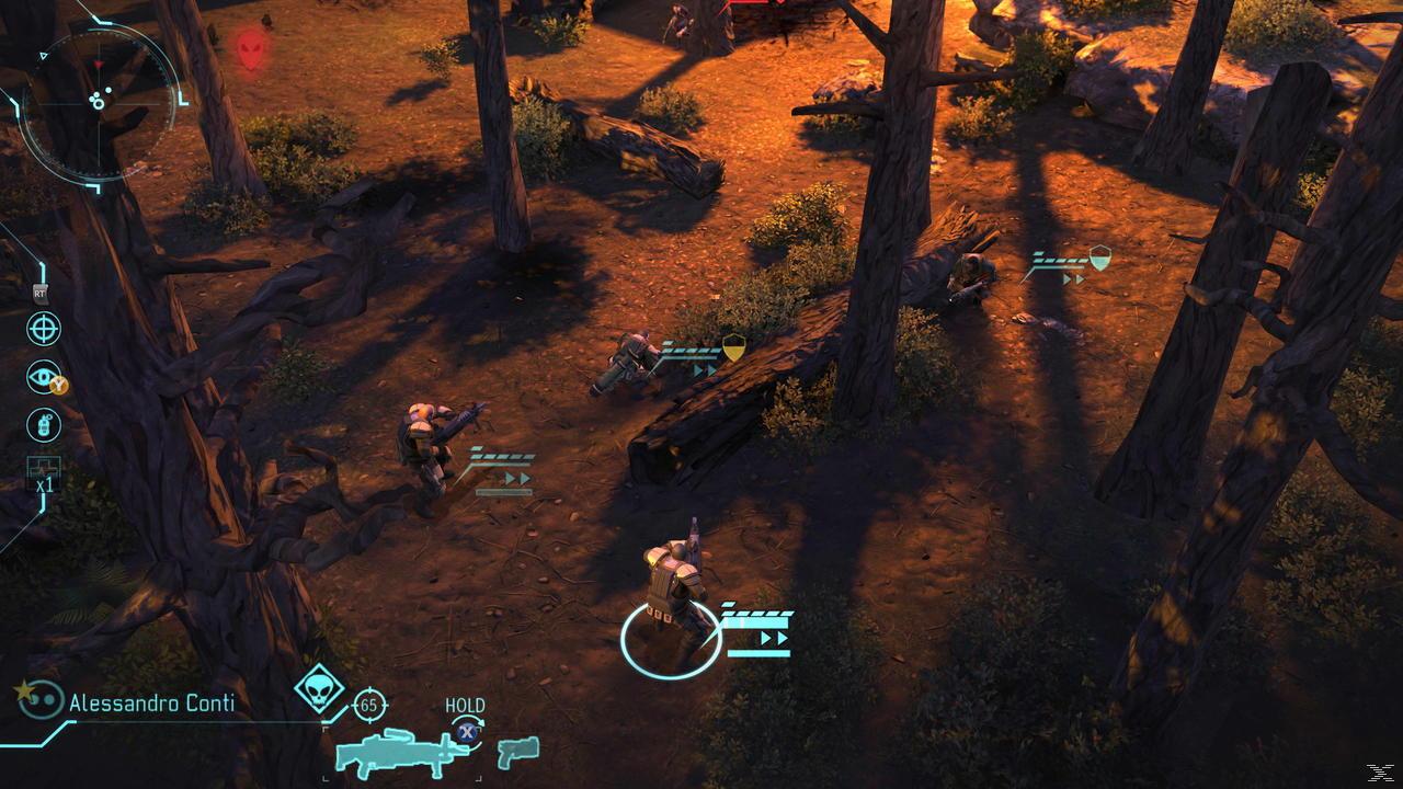 X-COM - Enemy Unknown [Xbox 360]