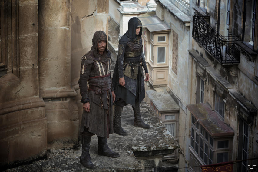 Assassin's Creed - (DVD)