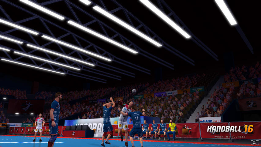 Handball 16 - PlayStation Vita