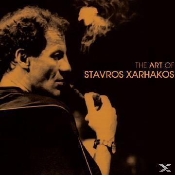 THE ART OF STAVROS XARHAKOS