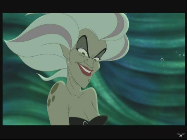 Arielle die Meerjungfrau 2 - Sehnsucht nach dem Meer - (DVD)