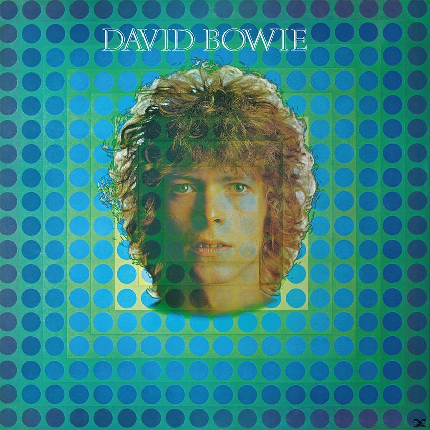DAVID BOWIE (AKA SPACE ODDITY) (LP)