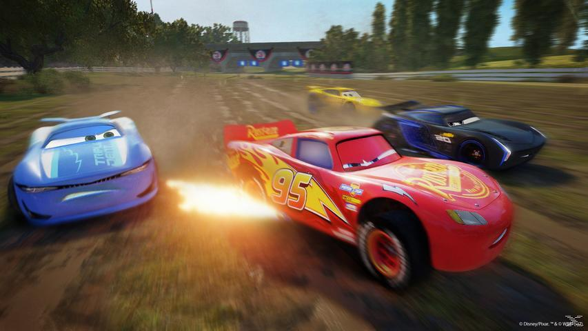 Cars 3 - Drive to Win - Nintendo Wii U