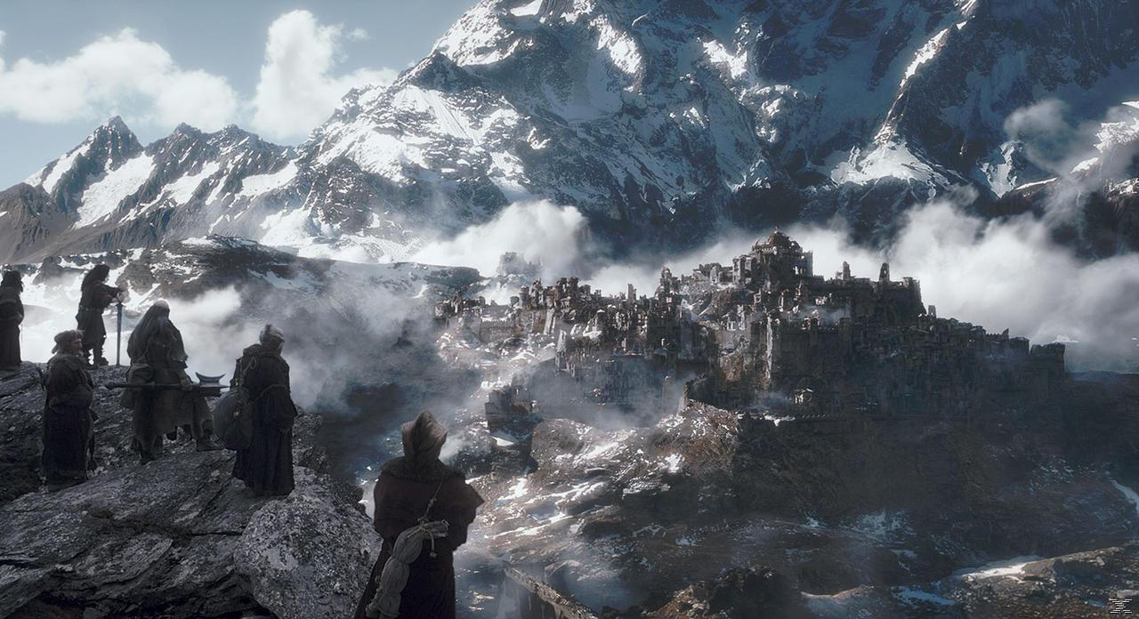 Der Hobbit: Smaugs Einöde - (Blu-ray)