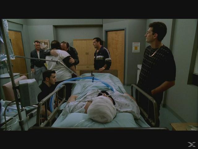 Die Sopranos - Die komplette 3. Staffel - (DVD)