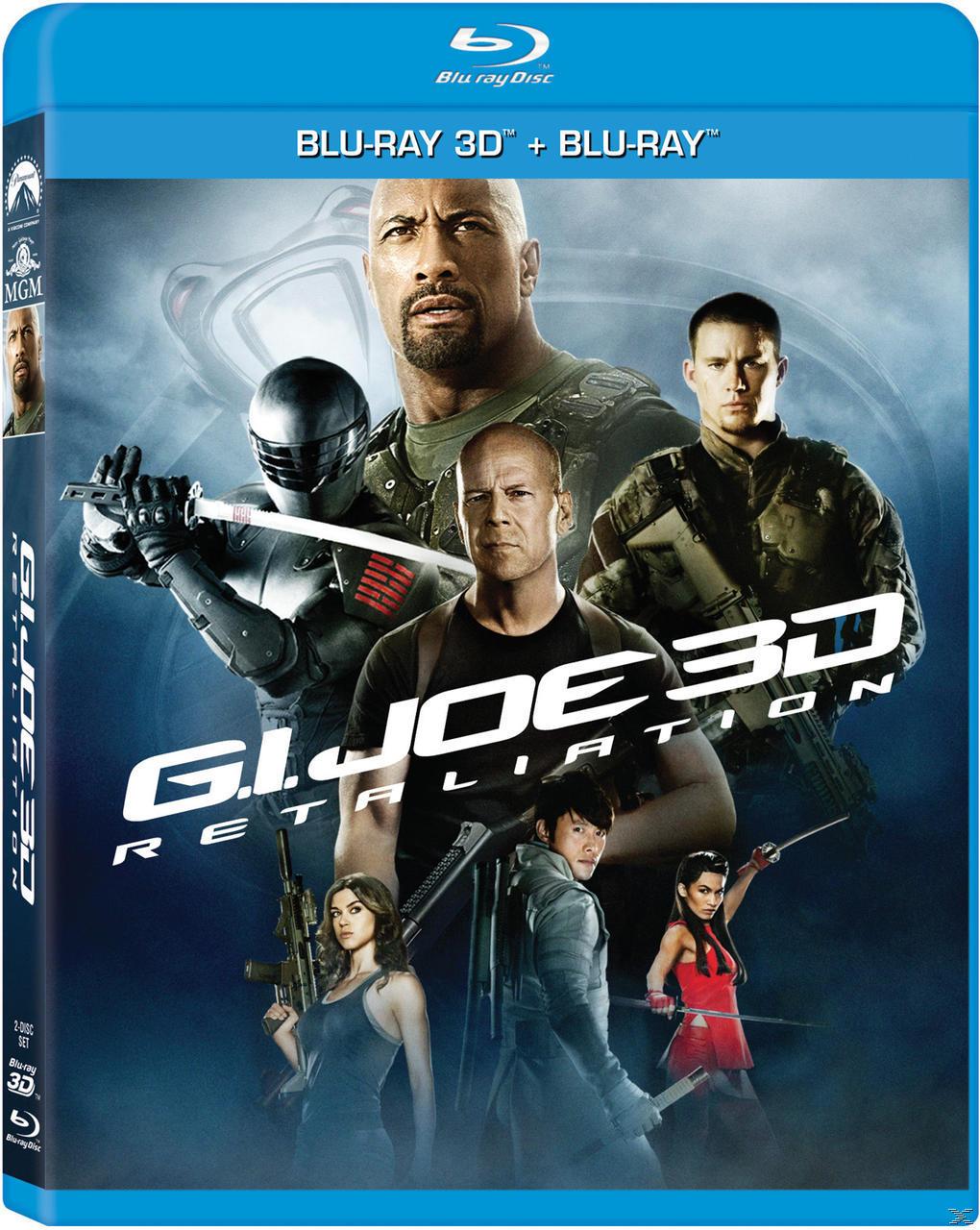 G.I. Joe: Aντίποινα - 2 Disc Bluray