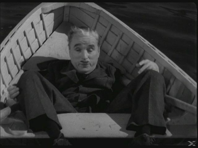 Charlie Chaplin - Monsieur Verdoux - Der Frauenmörder von Paris - (DVD)