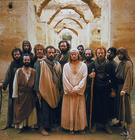 Die letzte Versuchung Christi - (Blu-ray)