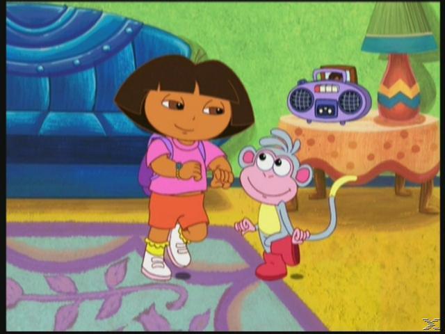 Dora - Die superalberne Party! [DVD]