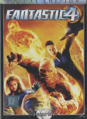 Fantastic Four (2 Dvds) Deluxe Edition