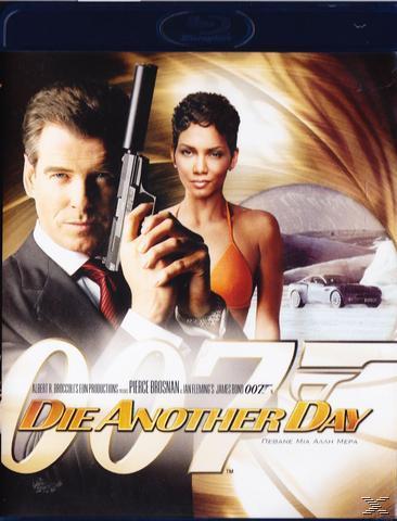 Τζέιμς Μποντ, Πράκτωρ 007: Πέθανε Μια Άλλη Μέρα