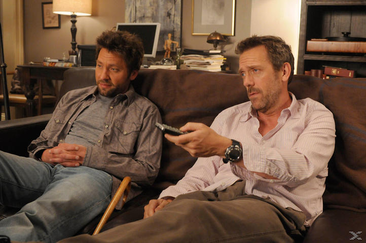 Dr. House - Staffel 5 [Blu-ray]