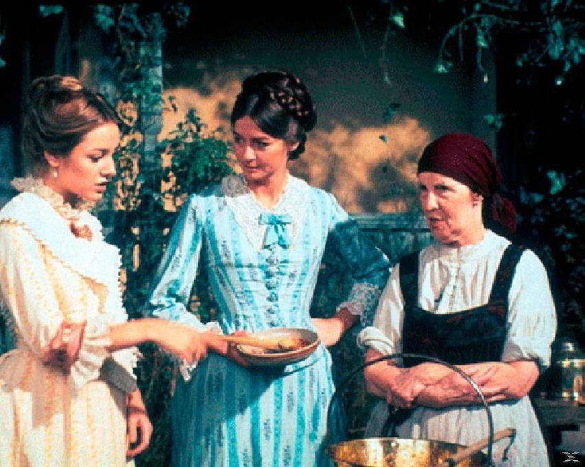 Anna Karenina - Die komplette 10-teilige Historienserie (1977) - (DVD)