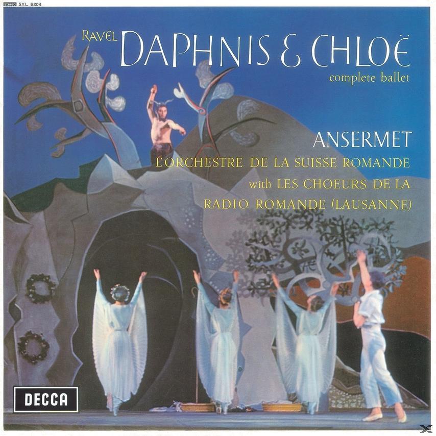 RAVEL:DAPHNIS ET CHLOE (LP)