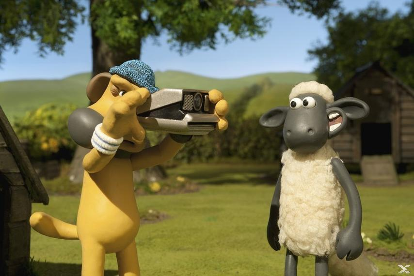 Shaun das Schaf - Bitte lächeln! [DVD]