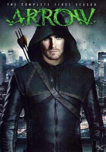 ARROW THE COMPLETE FIRST SEASON