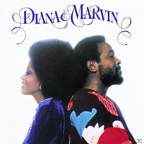 DIANA & MARVIN (LP)