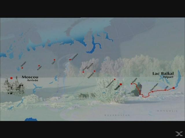 Odyssee durch Sibirien [3D Blu-ray]