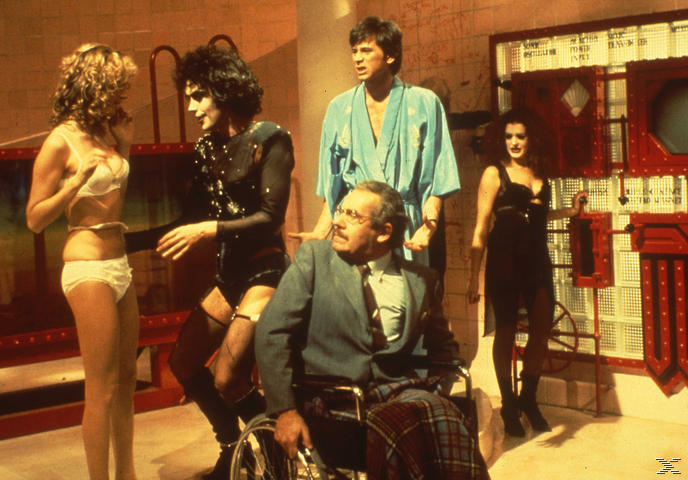 The Rocky Horror Picture Show - (Blu-ray)
