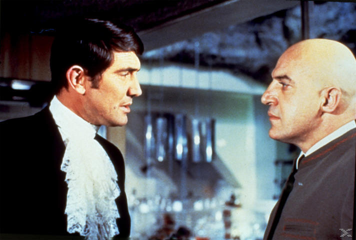 James Bond 007: Στη Υπηρεσία της Αυτού Μεγαλειότητος DVD