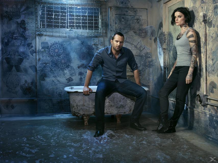 Blindspot: Die komplette 2. Staffel - (Blu-ray)