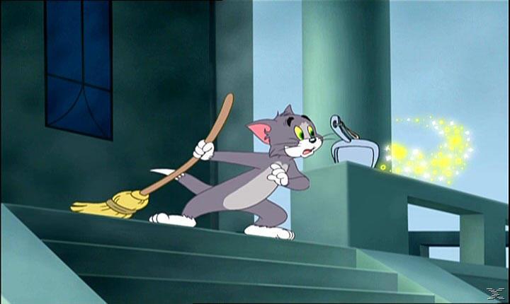 Tom & Jerry:  Το Μαγικό Δαχτυλίδι DVD