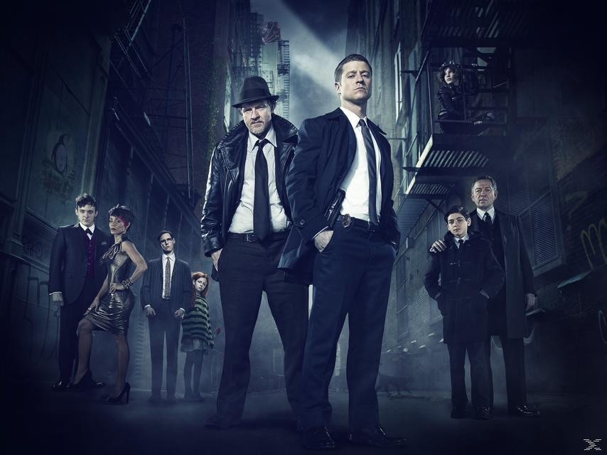 Gotham Saison 1 Série TV