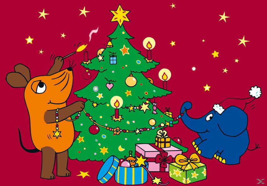 Die Sendung mit der Maus - DVD 7: Frohe Weihnachten [DVD]