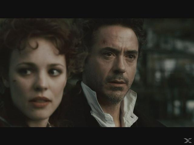 Sherlock Holmes Action DVD