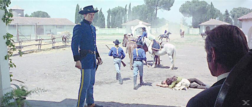 Die große Civil War Spielfilm-Box - (DVD)