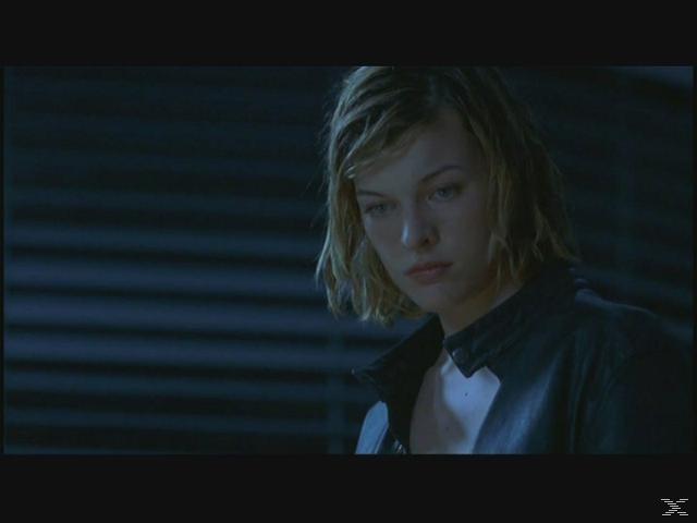 Resident Evil - (DVD)