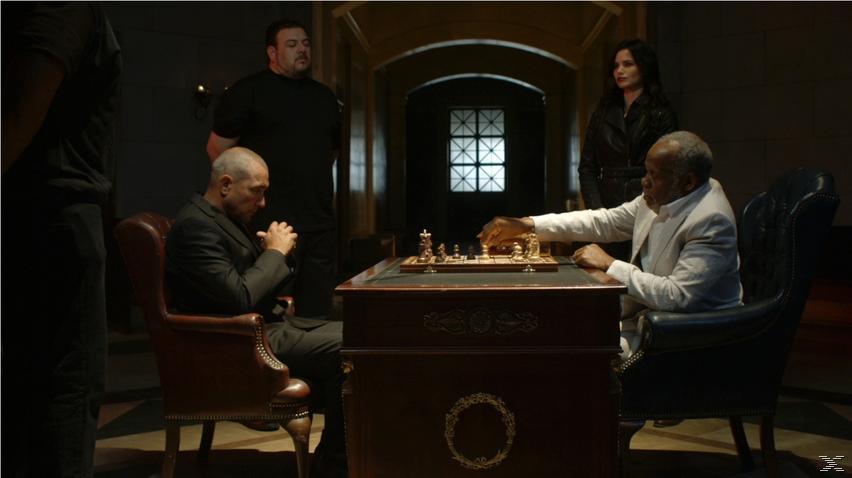 Schachmatt - Spiel ohne Ausweg [Blu-ray]