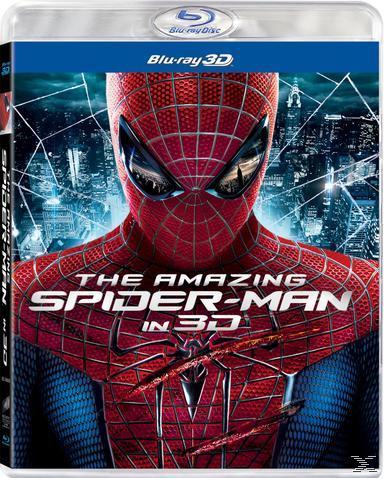The Amazing Spider-Man - 2 Disc Bluray