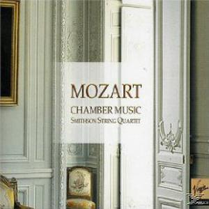 Wolfgang Amadeus Mozart: Chamber Music